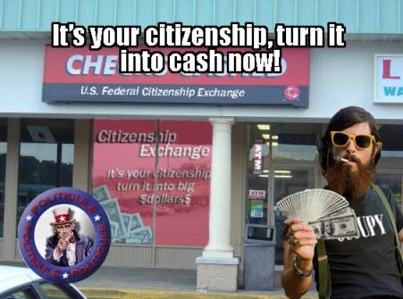 Citizenship Exchange Politicule
