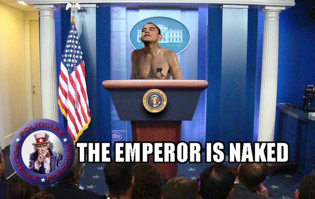 The Emperor is Naked