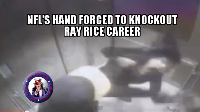 Ray Rice Knockedout